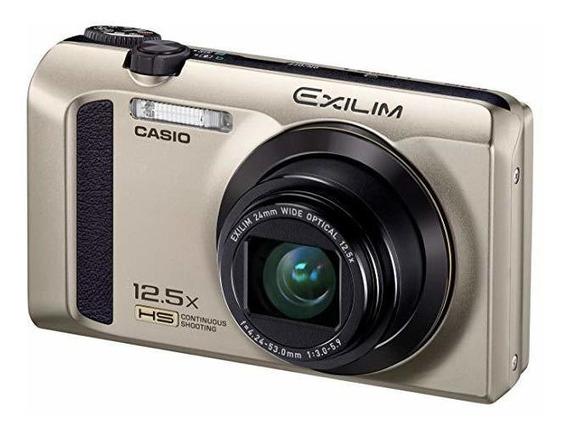 Camara Casio High Speed Exilim Ex-zr300 Digitalkamera K 3822