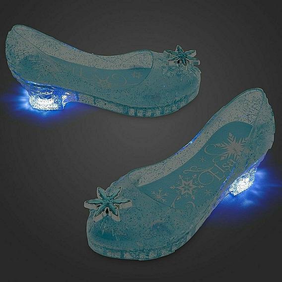 Sapato Elza Frozen Original Disney Store P/entrega