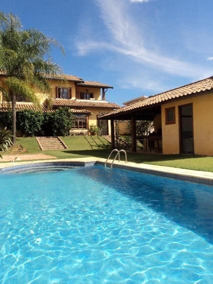 Casa Para Venda No Condomínio Bosques De Grevílea, Vinhedo, Sp - Ca0299 - 4903574