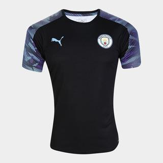 Camiseta Puma Manchester City Treino 2019/2020 - Original