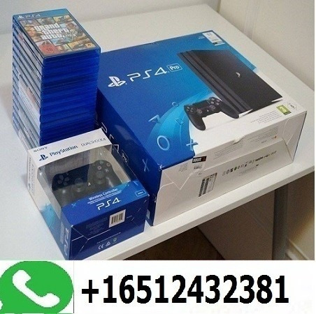 La Playstation 4 Pro Con Control Y Juegos Adicionales