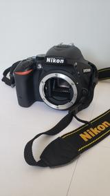 Câmera Nikon D5500 Kit 18-55mm + 35mm 1.8 E Bolsa