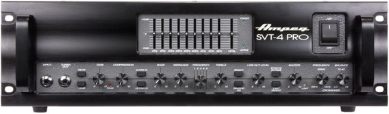 Ampeg Svt 4 Pro Cabeçote Para Baixo 1200w Svt4 / Tm