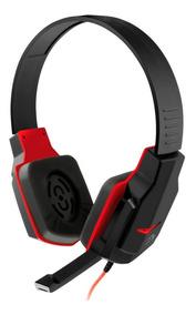 Fone De Ouvido Gamer Headset Microfone Ph073 + Adaptador P2