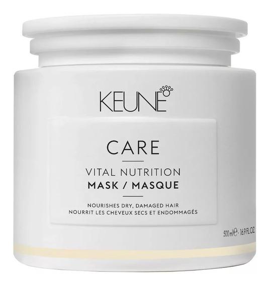 Máscara Keune Care Vital Nutrition 500ml + Brinde