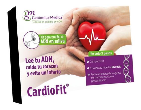 Prueba De Adn Para Riesgo A Enfermedades Cardiovasculares