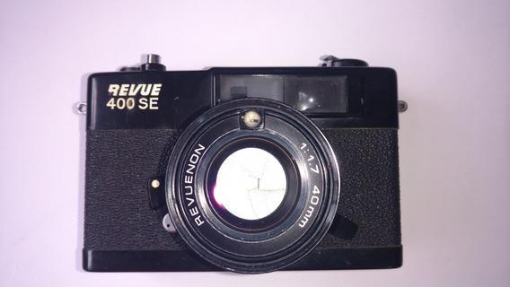 Camera Analógica Rangefinder Revue 400 Se
