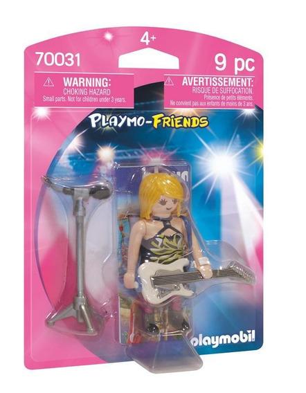 Playmobil 70031 Estrella De Rock