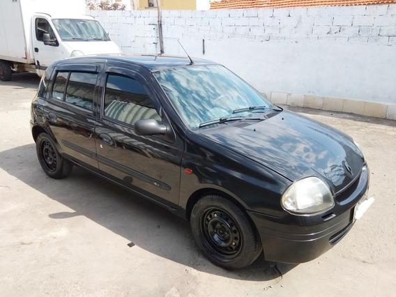 Renault Clio 1.6 16v Rn 5p 2001
