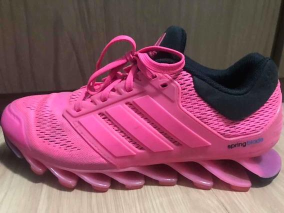 Tênis adidas Springblade, Cor Rosa