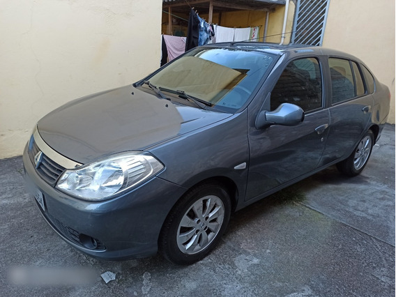 Renault Symbol 1.6 Privilége 2012/2013 Completo