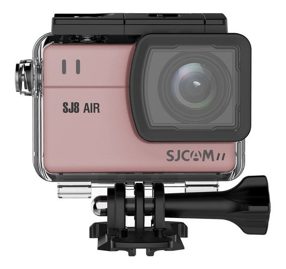Câmera Filmadora Sjcam Sj8 Air Wifi Full Hd 1296p 14mp Rosê
