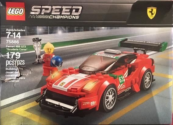 Lego Ferrari 488 Gt3 Scuderia Corsa 179 Piezas