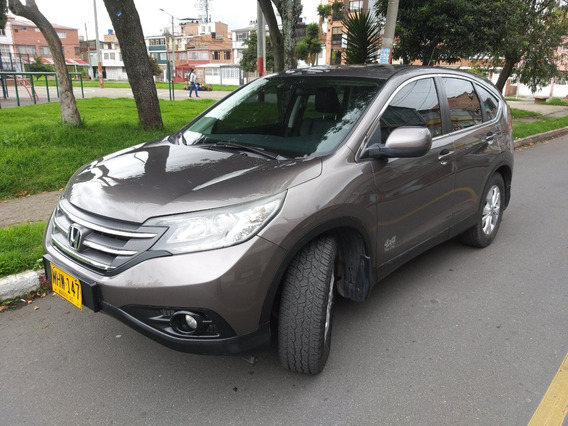 Vendo Honda Cr-v Exl 4x4 2012 At