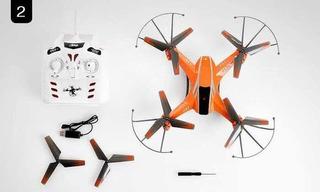 Dron Cyclone Modo Descabezado Titanium Air