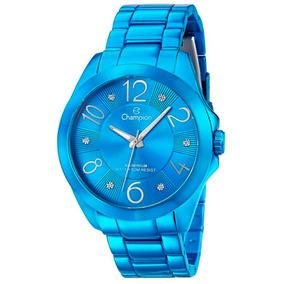 Relógio Champion Feminino Aluminium Cw20007f