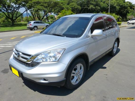 Honda Cr-v Ex At 2400cc 4x4 Blindada