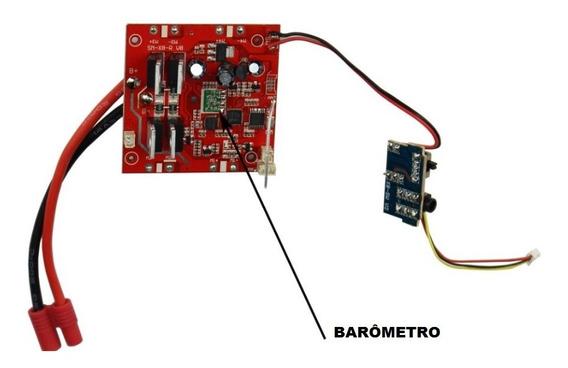 Placa Do Syma X8 Com Barômetro (altitude Hold) Para Upgrade