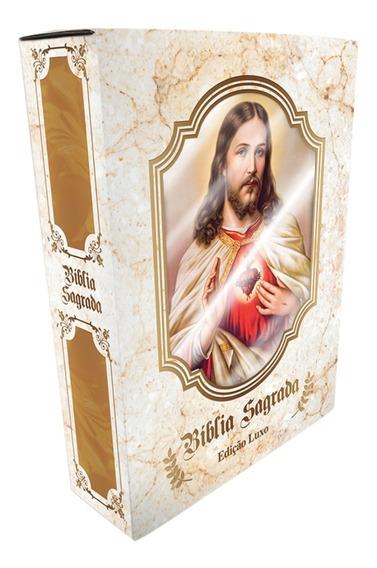 Bíblia Sagrada Edição Luxo - Preta