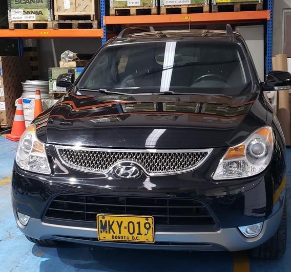 Hyundai Veracruz Blindada N3 2012 Poco Kilometraje