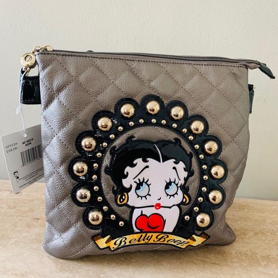 Bolsa Betty Boop Mariconera Oferta!!