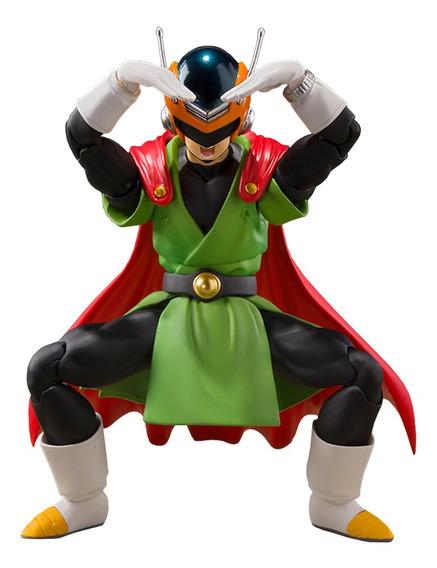Bluefin Sh Figuarts Great Saiyaman Dragon Ball Z