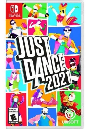 Imagen 1 de 1 de Just Dance 2021 Nintendo Switch