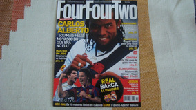 Revista Four Four Two (4-4-2) Edição 10 Outubro De 2009