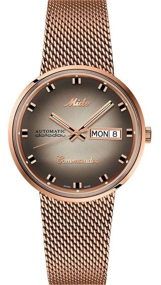 Reloj Mido Automático Comander Edición Especial M842932311