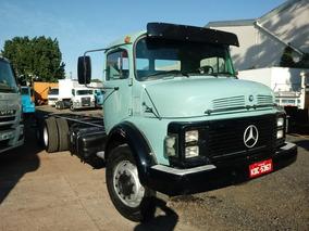Mercedes-benz Mb 1518 1987/1998 Truk Reduz. Chassi