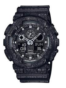 Relógio Casio Masculino G-shock Ga-100cg-1adr Nota Fiscal