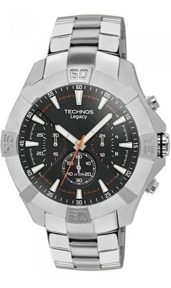 Relógio Technos Masculino Classic Legacy Js20ag/1p Com Nfe