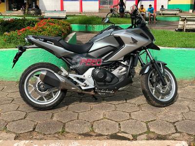 Honda Nc 750x Abs Excelente