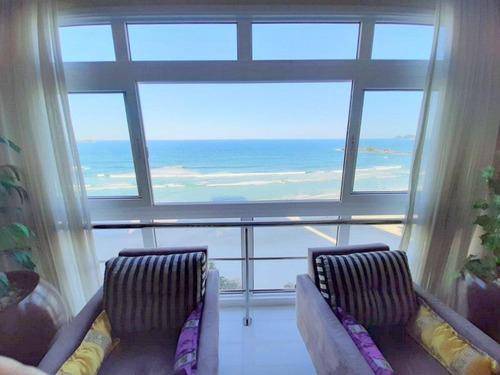 Apartamento Com 4 Dormitórios À Venda - Pitangueiras - Guarujá/sp - Ap11010