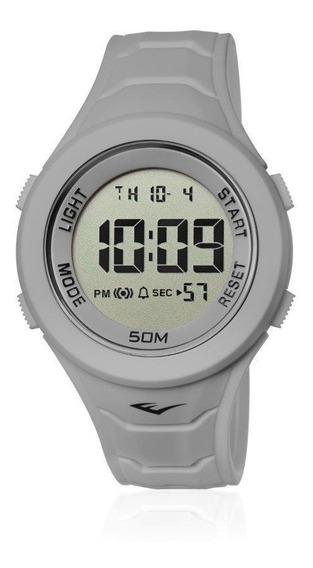Relógio Pulso Everlast Unissex Digital Cinza E712