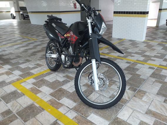 Yamaha Xtz Lander 250 Preta 2017 Blueflex