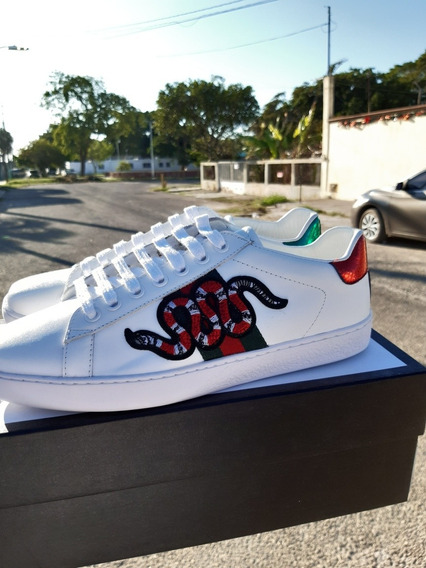 Tenis Gucci Ace Snake