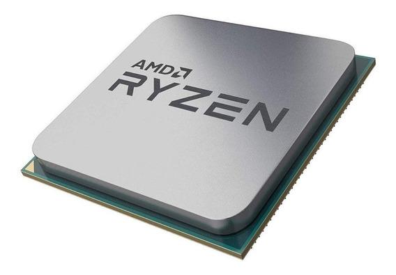 Processador gamer AMD Ryzen 9 3900X 100-100000023BOX de 12 núcleos e 4.6GHz de frequência