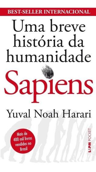 Sapiens Uma Breve Historia Da Humanidade 1288 - Lpm Pocket