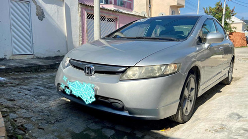 Honda Civic 2008 1.8 Lxs Flex 4p