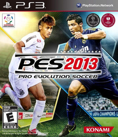 Pro Evolution Soccer 2013 Pes 13 - Ps3 - (novo Lacrado)