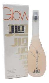 Perfume Glow By Jlo Eau De Toilette 100ml - 100% Original.