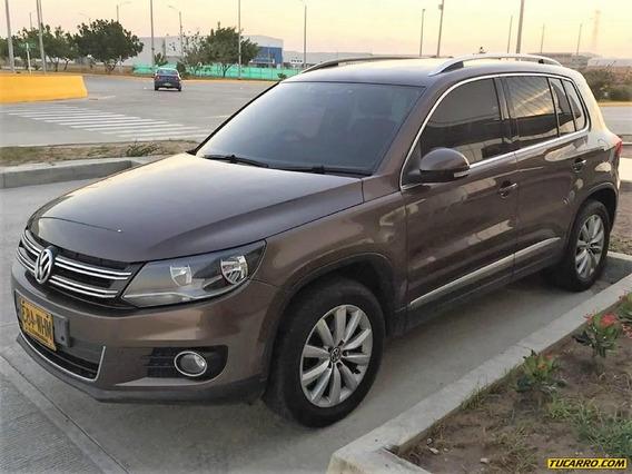 Volkswagen Tiguan Sport And Style