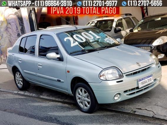 Renault Clio Sedan 1.6 16v Rt 4p