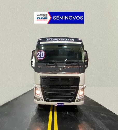 Imagem 1 de 9 de Volvo Fh 460 6x2 2020 Globetrotter