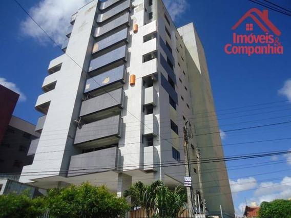 Apartamento Com 3 Suíte À Venda, 157 M² - Papicu - Fortaleza/ce - Ap1588
