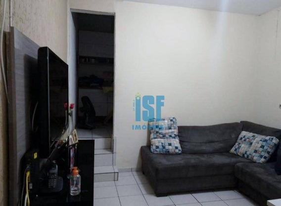 Casa Com 3 Dormitórios À Venda, 145 M² Por R$ 339.200 - Veloso - Osasco/sp - Ca1557. - Ca1557
