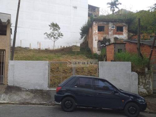 Terreno À Venda, 472 M² Por R$ 550.000,00 - Vila Gonçalves - São Bernardo Do Campo/sp - Te0295