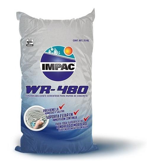 Wr-480 Imper Cisternas Albercas Jardineras Saco 25kg