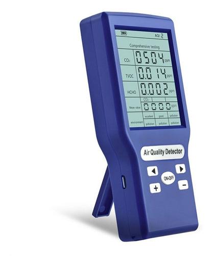 Imagen 1 de 9 de Monitor De Calidad Del Aire Co2 Detector De Dióxido De Carbo